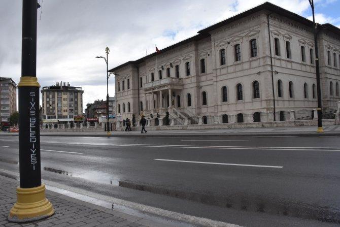 Sivas'ta, 3 gündür koronavirüs vakası görülmüyor