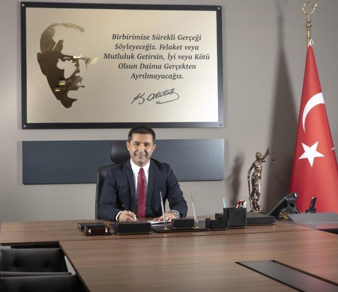 """Başkan Günel; """"Türkiye'nin en güzel turizm kenti için çalışıyoruz"""""""
