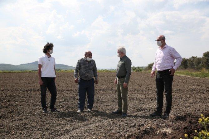 Nilüfer'de yerel ve sağlıklı üretim atağı