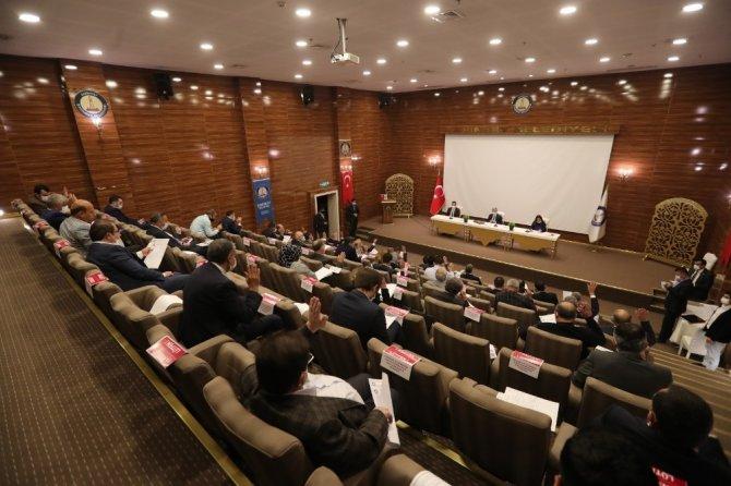 Şahinbey Belediyesi Mayıs ayı meclis toplantısı yapıldı