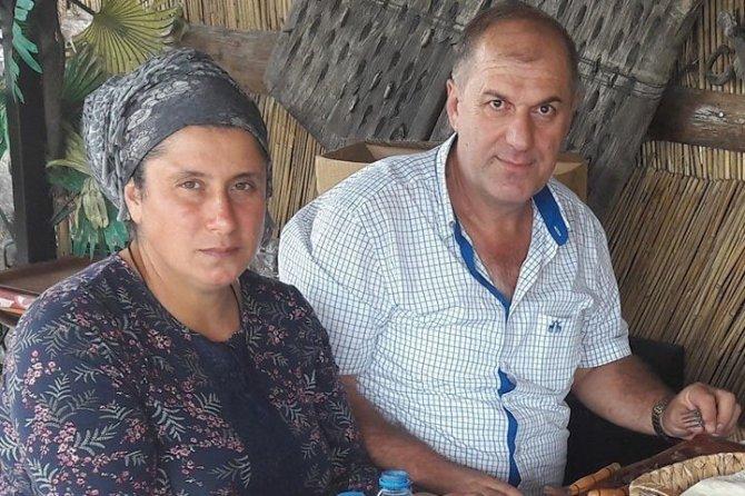 Rize'de arazi anlaşmazlığı nedeniyle silahla vurularak öldürülen 3 kişi son yolculuklarına uğurlandı