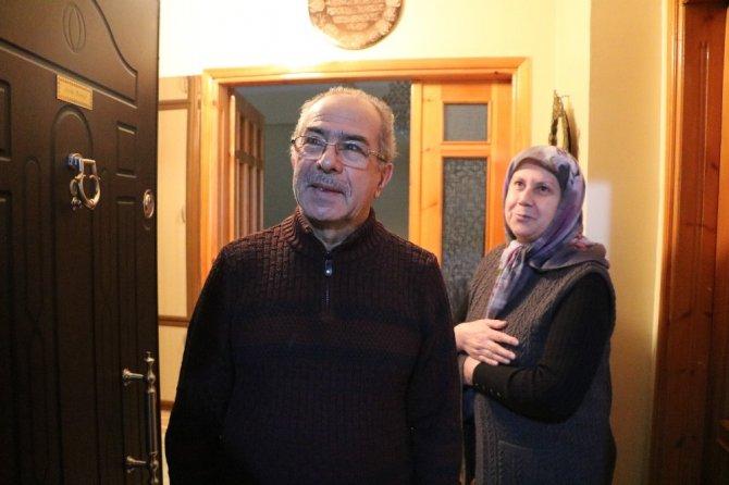 Şehit ailesinden Milli Dayanışma Kampanyasına destek