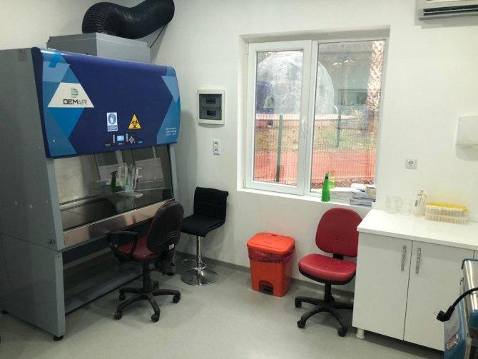 Türkiye'de ilk Verem Araştırma Merkezi AÜ'de kuruldu