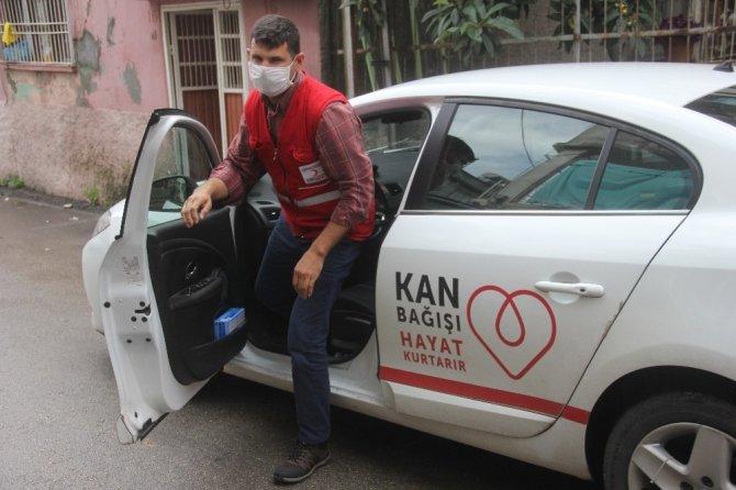 """Kan stokları azaldı Kızılay bağışçılara """"vip"""" hizmet başlattı"""