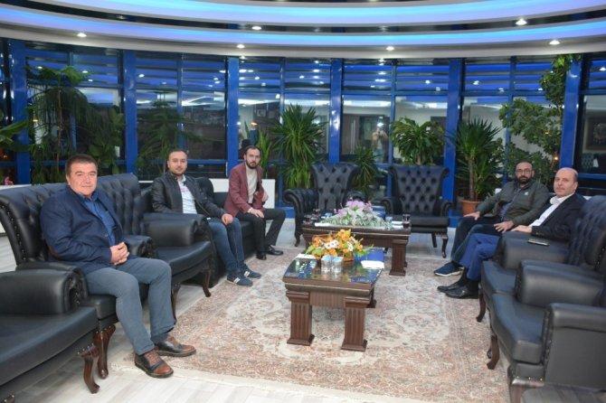 AK Parti Şuhut İlçe Başkanlığı grup toplantı