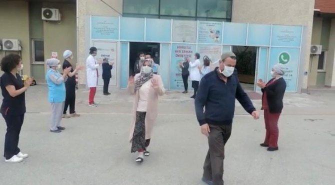 Bolu'da, son hastalarını taburcu eden pandemi hastanesi normale dönüyor