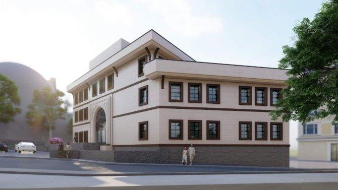 Bursa İl Müftülüğünden hizmet binası açıklaması