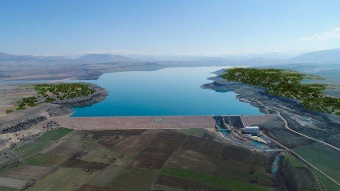 Develi'de Gümüşören Barajı çevresine mesire alanı yapılacak
