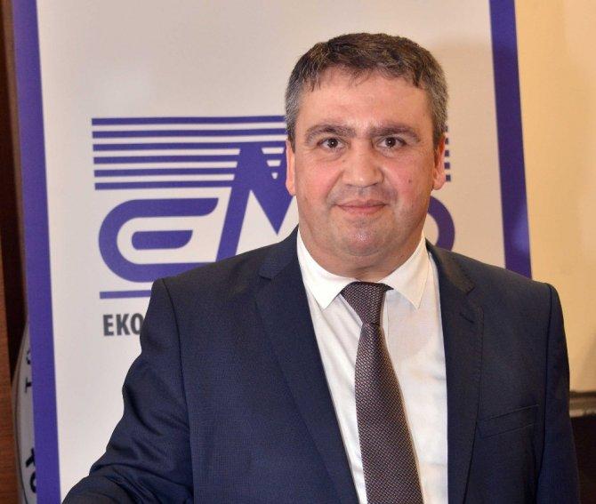 EMD İzmir'den basın mensuplarına sağlık paketi