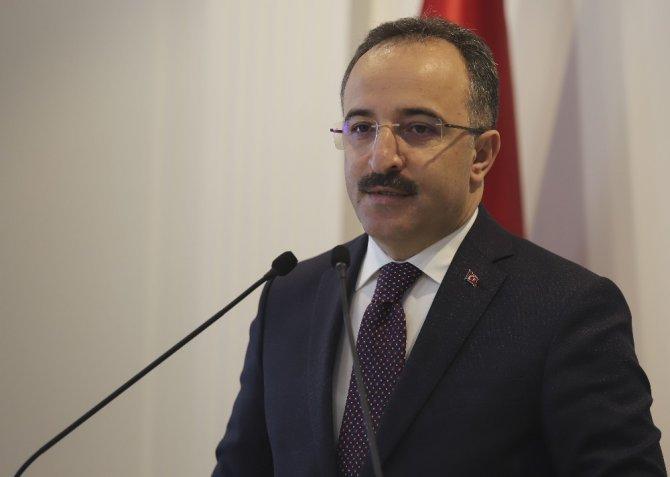 """İçişleri Bakanlığı Sözcüsü Çataklı: """"Yaptığımız değerlendirmelere göre yurt içinde bulunan terörist sayısı 492'ye indirilmiştir"""""""