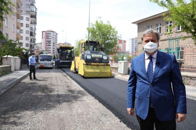 Yeniköy Mahallesi yeni kavşağına kavuşuyor