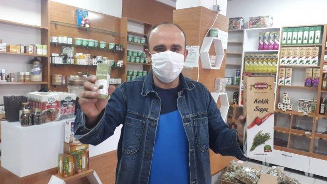 Korona virüs salgını kekik yağına ilgiyi arttırdı