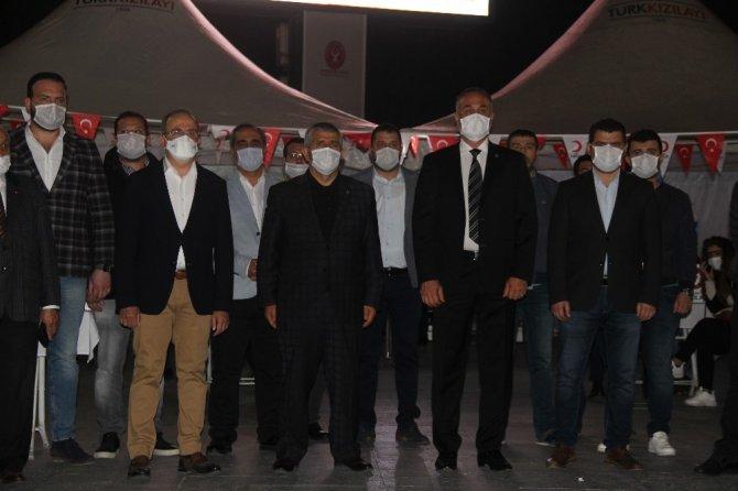 Kızılay'ın kan bağışı davet çağrısına AK Parti ve MHP'li başkanlardan destek