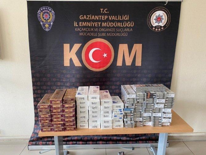 Gaziantep'te suçla mücadele aralıksız sürüyor