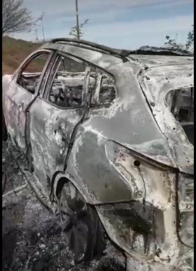 Trabzon'da aracın içerisinde vurulduktan sonra yakılan şahsın kaderi ağabeyiyle benzerlik taşıyor