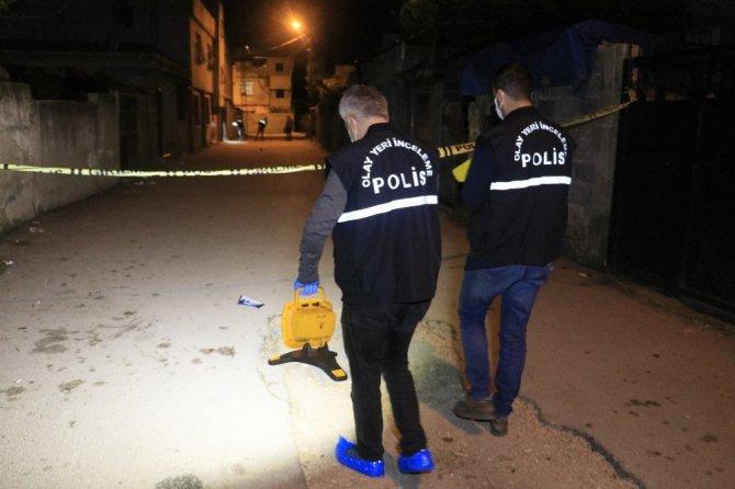 Adana'da silahlı saldırı: 1 ölü