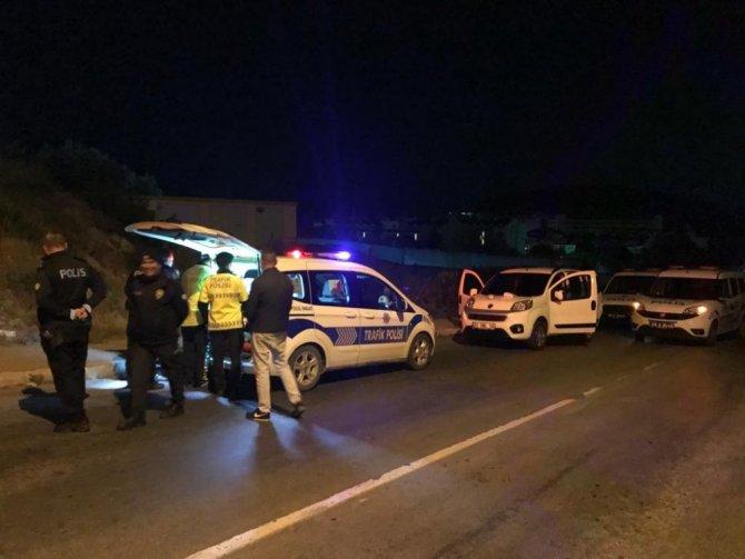 Alkollü sürücü Kuşadası polisinden kaçamadı