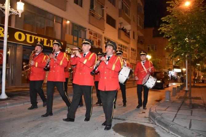 Amasya, 156 yıldır sahura bando şarkıları ile uyanıyor