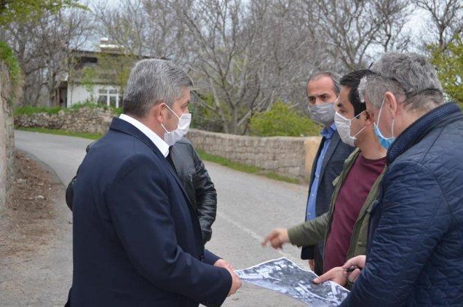 Bünyan Belediyesi iki sokakta yol genişletme çalışması yapacak