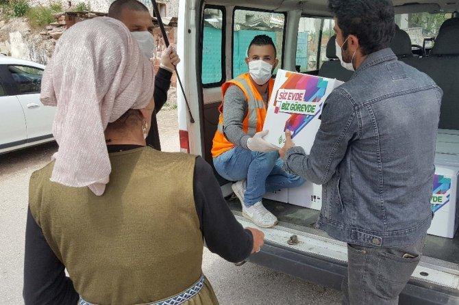 Çankaya'da salgın hastalıkla mücadele çalışmaları sürüyor
