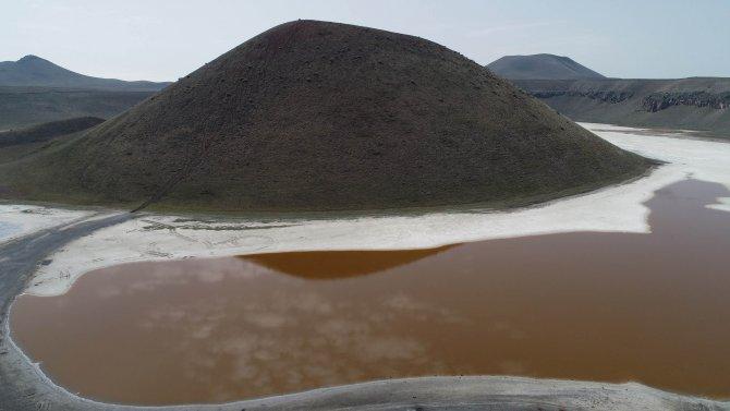 Meke Gölü'nün kurtuluşu açıklandı