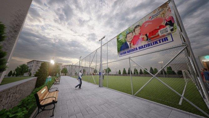 Gençler spor tesislerine kavuşuyor