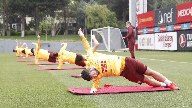 Galatasaray'da tek hedef 23'üncü şampiyonluk