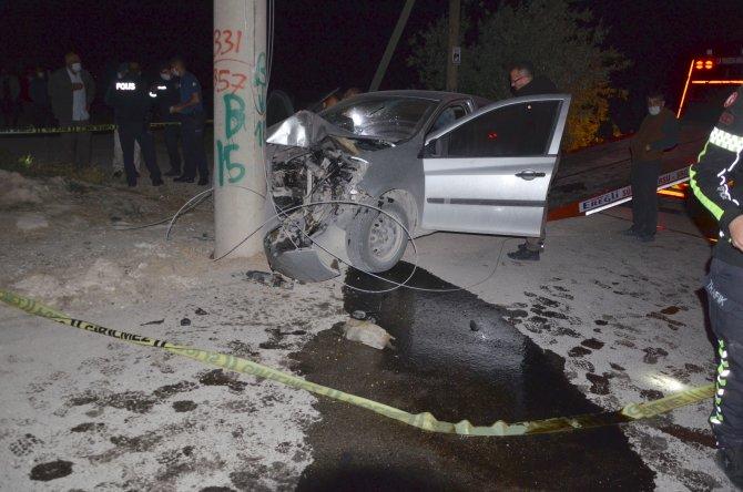 Konyalı iş insanı Mustafa Akbel, kazada öldü