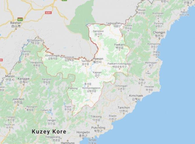 Kuzey Kore, salgın sırasında ülkeden kaçmaya çalışan 2 kişiyi idam etti