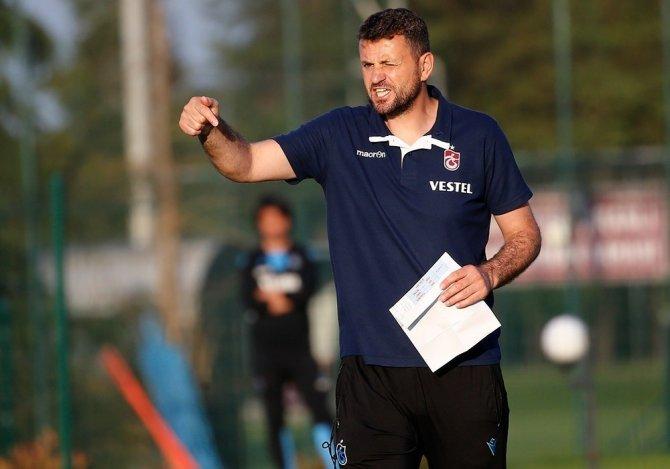 Trabzonspor'da hedef deplasman maçlarını kayıpsız geçmek