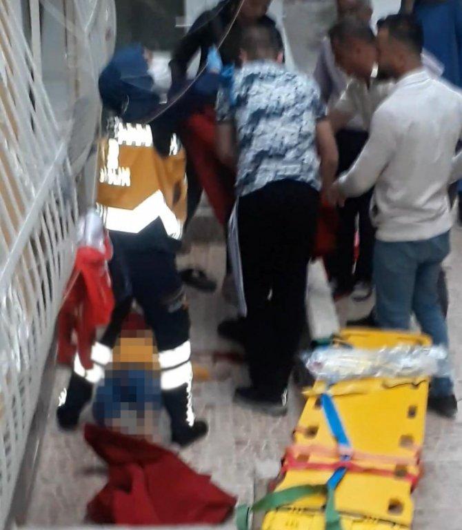 6'ncı kattan düşen 4 yaşındaki Mustafa öldü