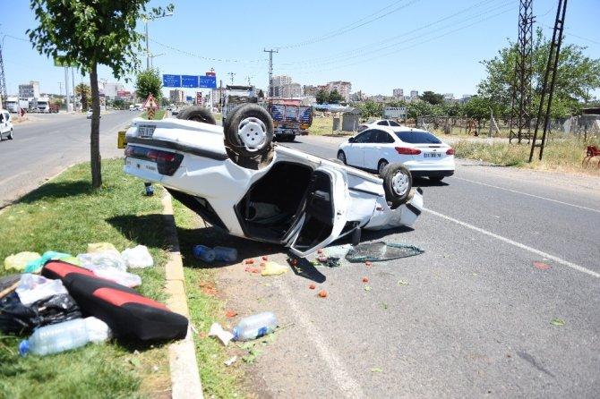 İki ayrı kazada 6 kişi yaralandı
