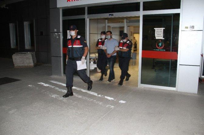 Konya'da üç ayrı suçtan 4 yıldır aranan şüpheli yakalandı