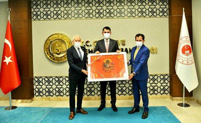 Ankara'da Bozkır yatırımları konuşuldu