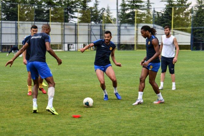 MKE Ankaragücü, Trabzonspor maçının hazırlıklarını tamamladı