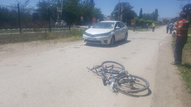 Otomobilin çarptığı yaşlı adam hayatını kaybetti