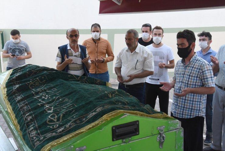 41 saat sonra sulama kanalında ölü bulunan Iraklı Yusuf defnedildi