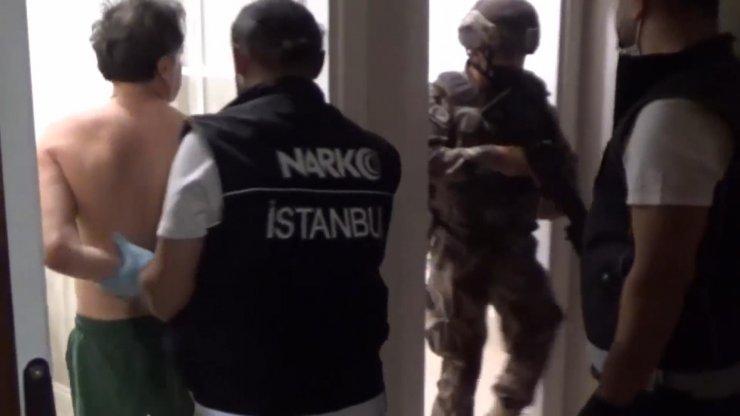Bataklık operasyonunun İstanbul ayağından yeni görüntüler
