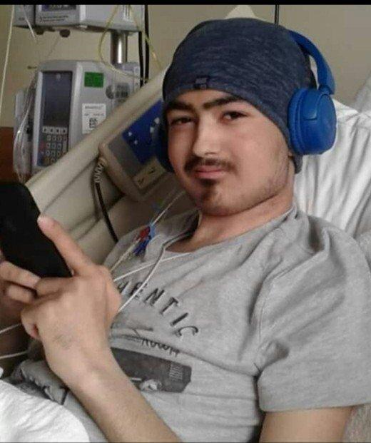 Kanser hastalığından kurtulan gencin ölüm nedeni akciğer enfeksiyonu çıktı