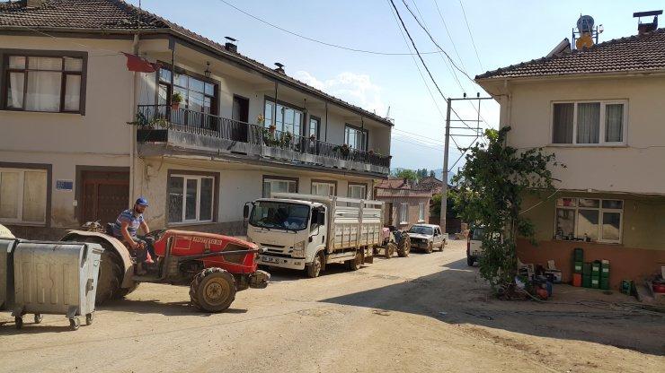 Sel felaketinin yaşandığı o köyde yaralar sarılıyor