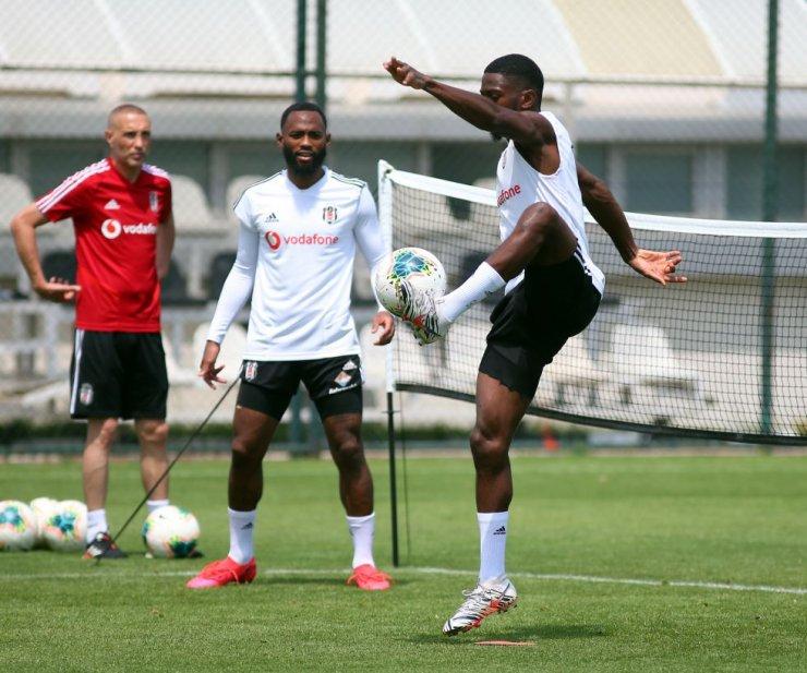 Beşiktaş'ta Kayserispor hazırlıkları sürdü