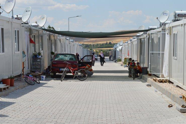 Depremin vurduğu Elazığ'da, yeni konutların yapımı sürüyor