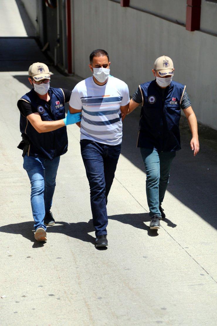 HTŞ'ye finansman sağlayan şüpheli tutuklandı