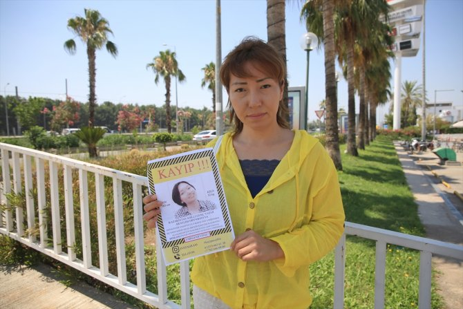 Antalya'da Kazakistanlı genç kıza 2 aydır ulaşılamıyor