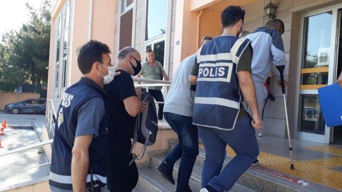 Vatandaşı mağdur eden sahte galericilerden 6'sı tutuklandı