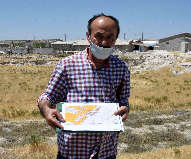 Konya'da obrukların risk haritası hazırlanacak