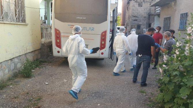 Kahramanmaraş'ta pompalı cinayet