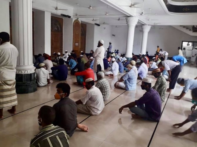 Bangladeş'te 15 Temmuz şehitleri için hatim okundu