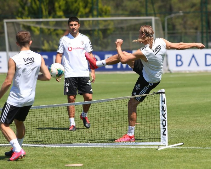 Beşiktaş, Malatya hazırlıklarını sürdürdü