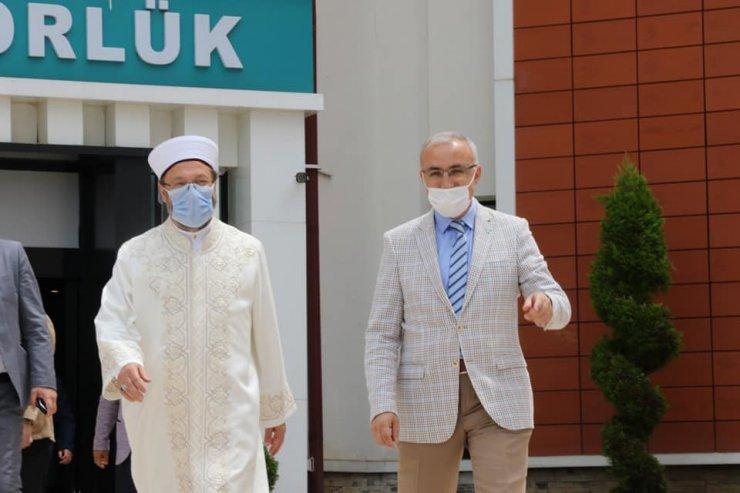 Prof. Dr. Ali Erbaş'tan Ayasofya açıklaması